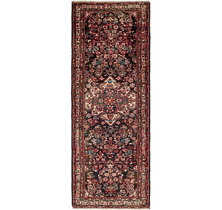 3' 10 x 10' 9 Borchelu Persian Runner...