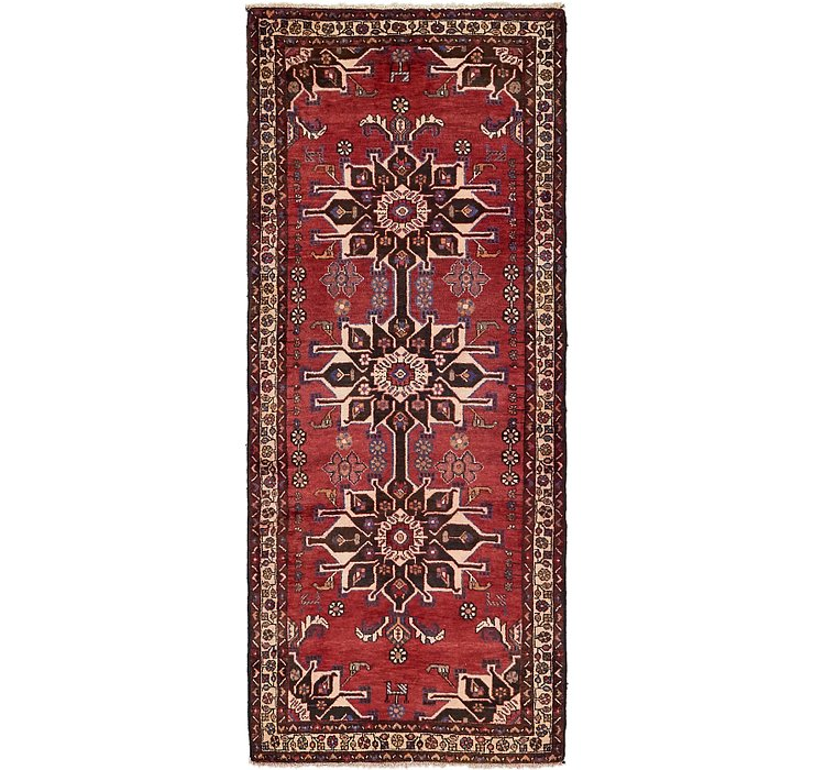 3' 8 x 8' 11 Saveh Persian Runner Rug