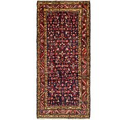 Link to 4' x 8' 9 Hossainabad Persian Runner Rug