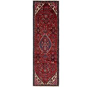 Link to 2' 9 x 9' 6 Hamedan Persian Runner Rug