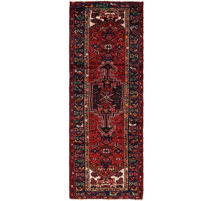 3' 5 x 9' 6 Zanjan Persian Runner Rug