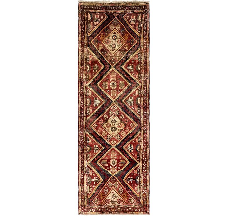 3' x 9' 7 Koliaei Persian Runner ...