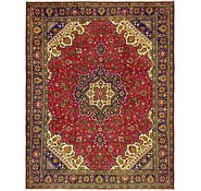 Link to 9' 8 x 12' 3 Tabriz Persian Rug