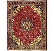 Link to 9' 8 x 12' 3 Tabriz Persian Rug