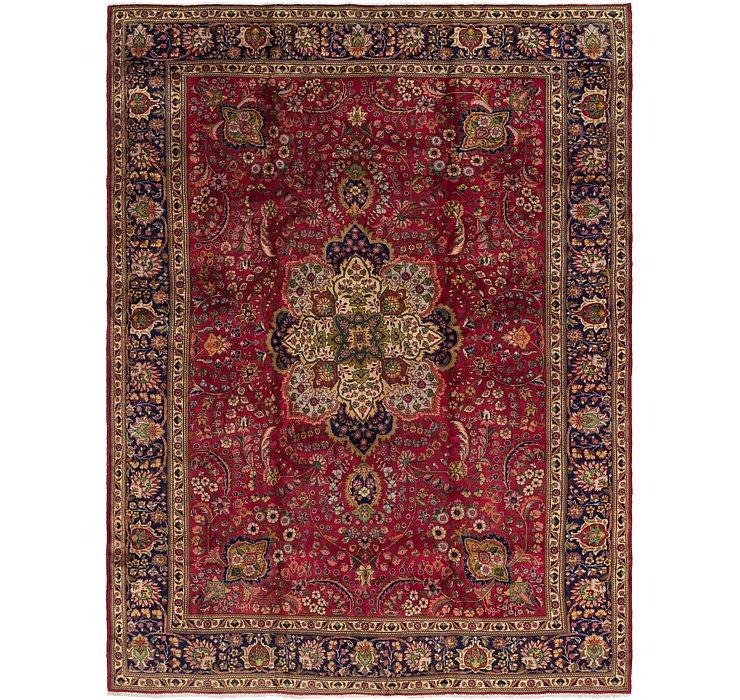 9' 9 x 12' 8 Tabriz Persian Rug