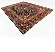 Link to 9' 5 x 12' 8 Kashan Persian Rug