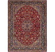 Link to 9' 10 x 13' Isfahan Persian Rug