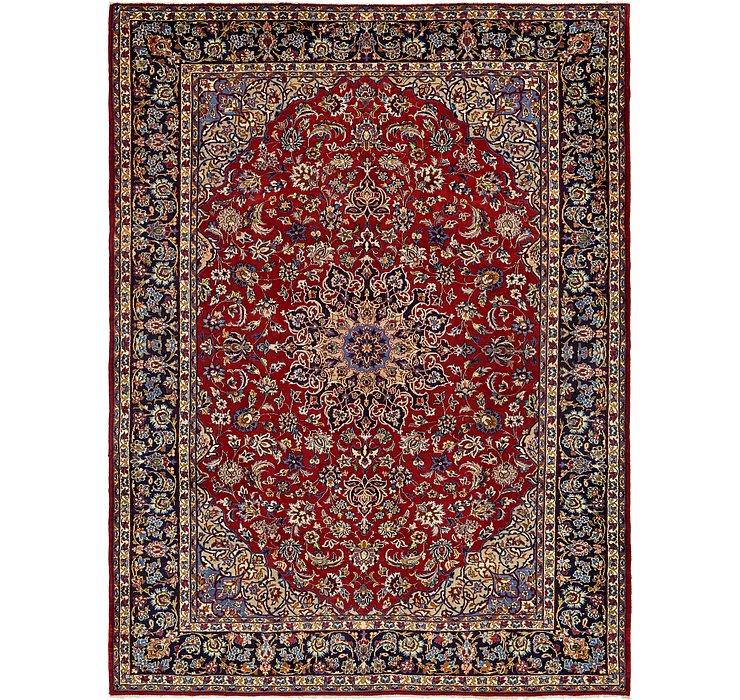 9' 10 x 13' Isfahan Persian Rug