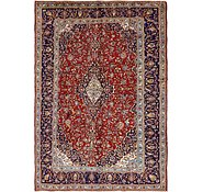 Link to 9' 4 x 13' 3 Kashan Persian Rug