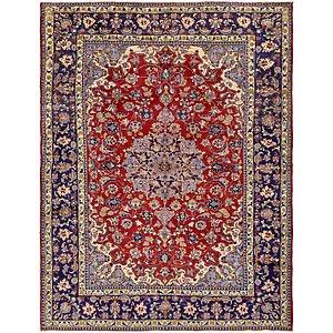 9' 10 x 12' 10 Isfahan Persian Rug