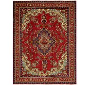 Link to 9' 9 x 12' 10 Tabriz Persian Rug
