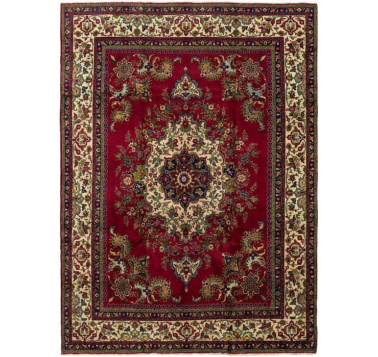 9' 7 x 13' 5 Tabriz Persian Rug