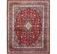 Link to 9' 7 x 12' 2 Mashad Persian Rug