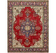 Link to 9' 8 x 12' 8 Tabriz Persian Rug