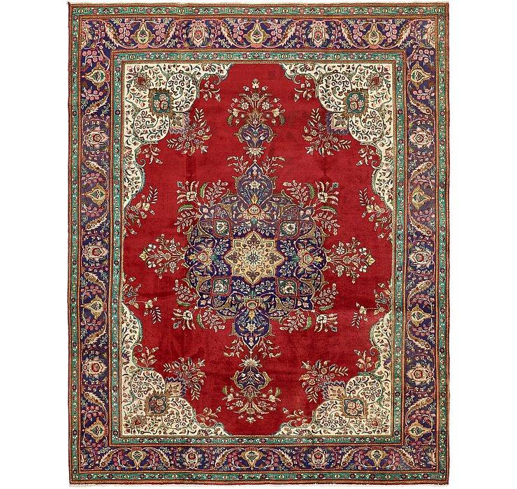 HandKnotted 9' 8 x 12' 8 Tabriz Persian Rug