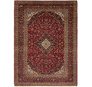 Link to 10' 2 x 13' 10 Kashan Persian Rug