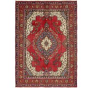 Link to 8' x 11' 7 Tabriz Persian Rug
