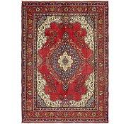 Link to 8' x 11' 7 Tabriz Persian Rug