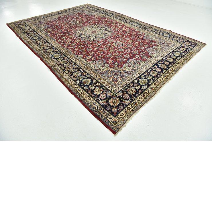8' 6 x 12' 5 Isfahan Persian Rug