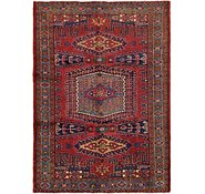 Link to 6' 10 x 9' 8 Viss Persian Rug
