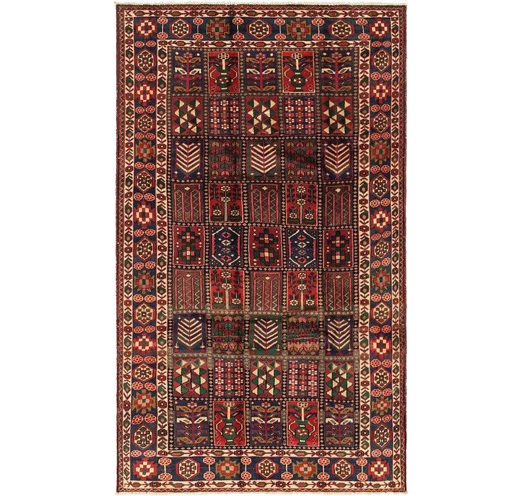 5' 11 x 10' Bakhtiar Persian Rug