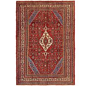 Link to 6' 10 x 10' Hamedan Persian Rug