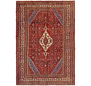 Link to 6' 10 x 10' Hamedan Persian Rug