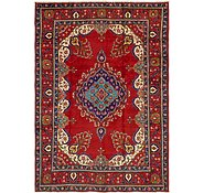 Link to 8' 2 x 11' 10 Tabriz Persian Rug