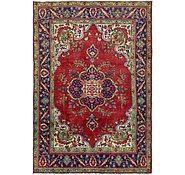 Link to 6' 10 x 10' 2 Tabriz Persian Rug