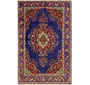 Link to 6' 7 x 10' 2 Tabriz Persian Rug