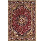 Link to 198cm x 275cm Tabriz Persian Rug