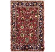 Link to 6' 2 x 9' 10 Tabriz Persian Rug