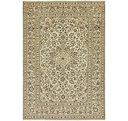 Link to 200cm x 292cm Kashan Persian Rug
