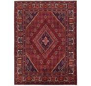 Link to 9' 9 x 13' 2 Joshaghan Persian Rug