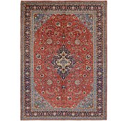 Link to 9' 10 x 13' 6 Sarough Persian Rug