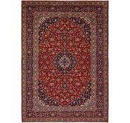 Link to 9' 10 x 13' 7 Kashan Persian Rug