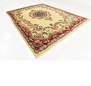 Link to 9' 4 x 12' 9 Meshkabad Persian Rug