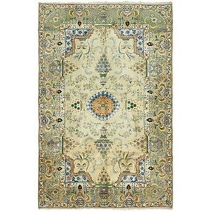 6' 10 x 10' 8 Kashan Persian Rug