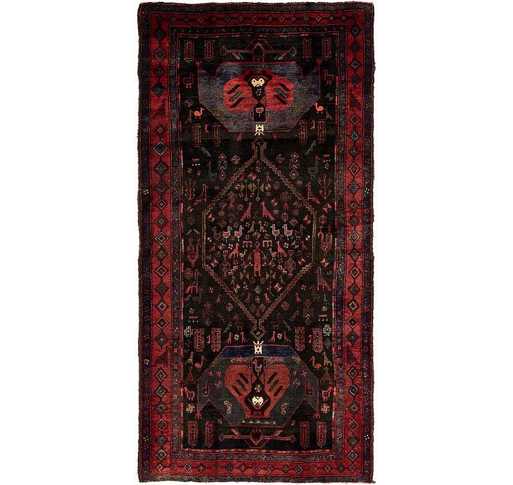 5' x 10' 6 Sirjan Persian Runner Rug