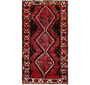 Link to 120cm x 215cm Shiraz-Lori Persian Rug