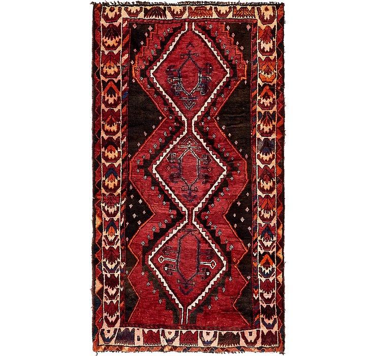3' 11 x 7' 1 Shiraz-Lori Persian Rug