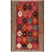 Link to 3' 11 x 5' 10 Shiraz-Lori Persian Rug