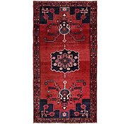 Link to 4' 6 x 8' 6 Hamedan Persian Rug