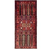 Link to 4' 6 x 9' 6 Hamedan Persian Runner Rug