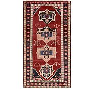 Link to 4' 4 x 7' 5 Hamedan Persian Rug