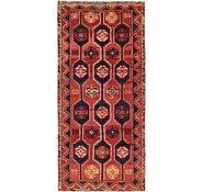 Link to 3' 8 x 7' 10 Shiraz-Lori Persian Runner Rug