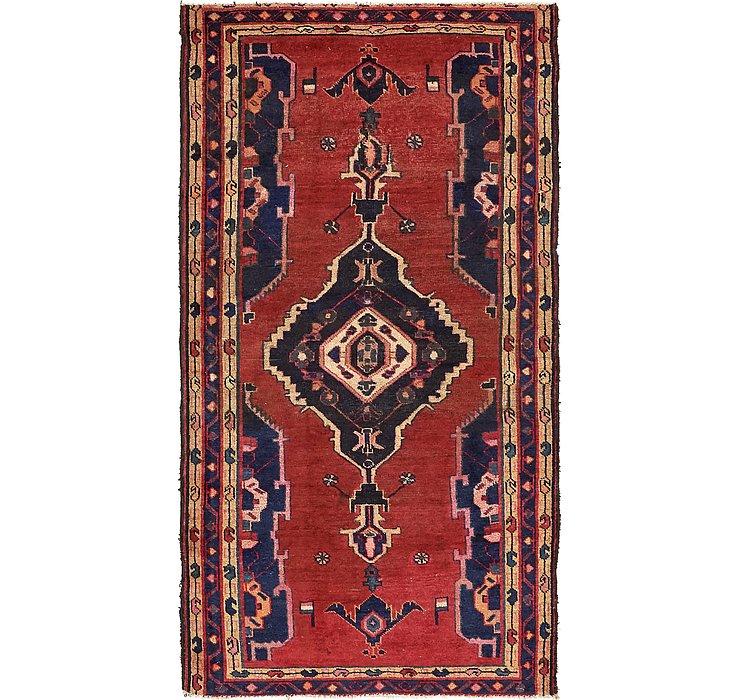 3' 10 x 7' 2 Hamedan Persian Rug