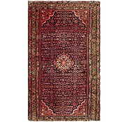 Link to 3' 10 x 6' 8 Hossainabad Persian Rug