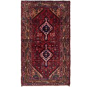 Link to 3' 7 x 6' 4 Hossainabad Persian Rug