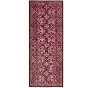 Link to 3' 10 x 10' Tabriz Persian Runner Rug